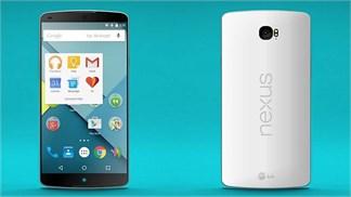 Bộ đôi smartphone Google Nexus 5 rò rỉ thêm nhiều thông tin thú vị