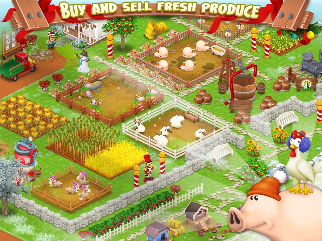 Tựa game 'nông trại vui vẻ' này trông khá là dễ thương nhưng lại không mấy thân thiện với pin dế yêu
