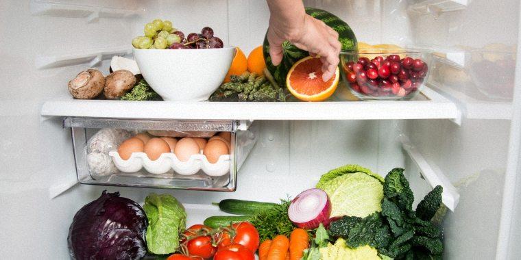 Thực phẩm tươi ngon lâu hơn