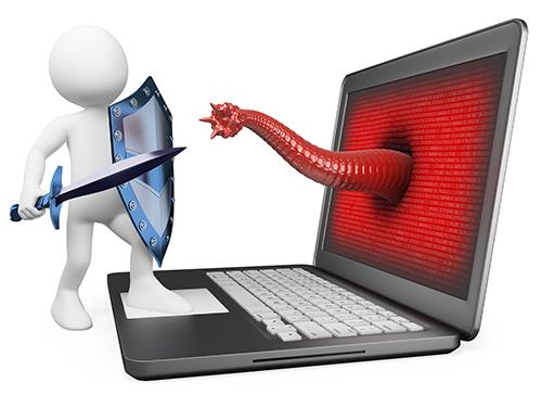 Cài một chương trình chống virus