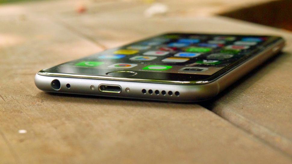 Cau hinh iPhone 6S bi ghi nhan tren Geekbench 3