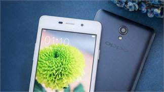 Đánh giá OPPO Joy 3 - thiết kế trẻ trung, phần mềm hữu ích, giá 3 triệu đồng