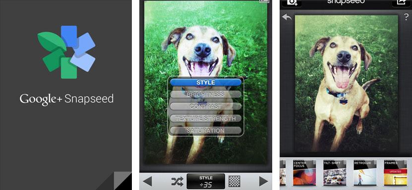Tìm hiểu ứng dụng chỉnh ảnh Snapseed: 'Photoshop trên smartphone' - 88230