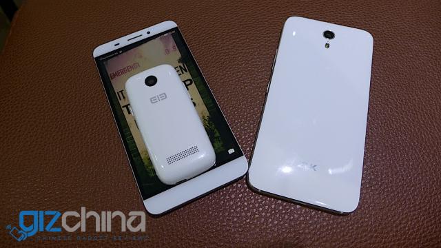 Elephone Q có thiết kế rất nhỏ