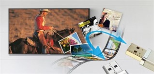 Các tính năng kết nối trên tivi Skyworth