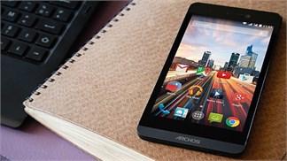 Archos giới thiệu tablet chủ lực chạy Android 5.1, giá phải chăng
