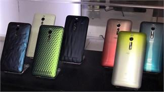 ZenFone năm sau có không dưới 6 hoặc 7 phiên bản