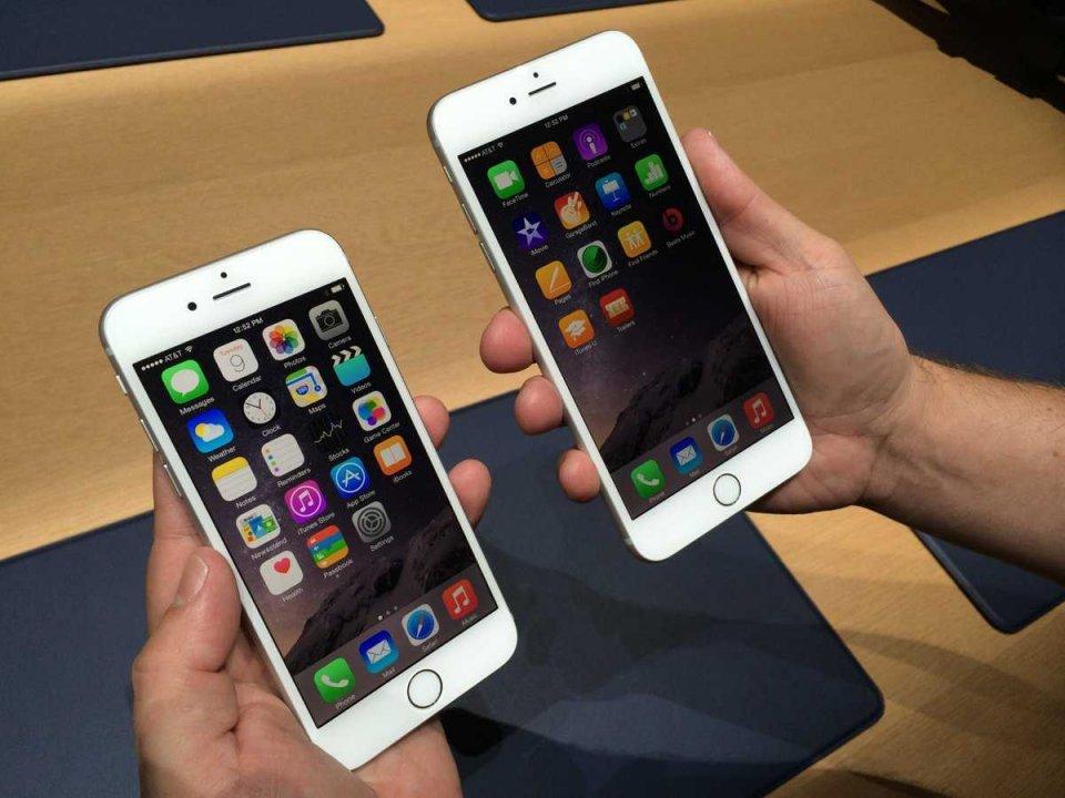 Giá iPhone 6s và 6s Plus không thay đổi