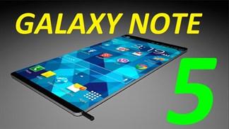 Danh sách 150 khách hàng may mắn nhận được phiếu mua hàng Samsung Note 5 trị giá 3 triệu đồng