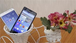 Galaxy J7 'đại chiến' Xperia M4 Aqua: Chọn Samsung hay Sony?