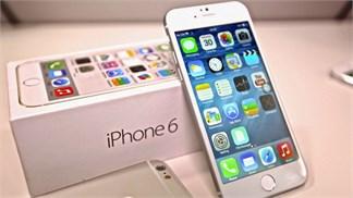 Vỏ hộp đựng iPhone 6S Plus lần đầu lộ ảnh