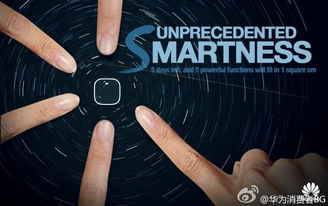 Huawei Ascend Mate 7S sẽ có công nghệ nhận dạng vân tay mới?