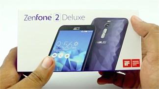 Đã có giá bán ZenFone 2 Deluxe, không quá chênh lệch ZenFone 2