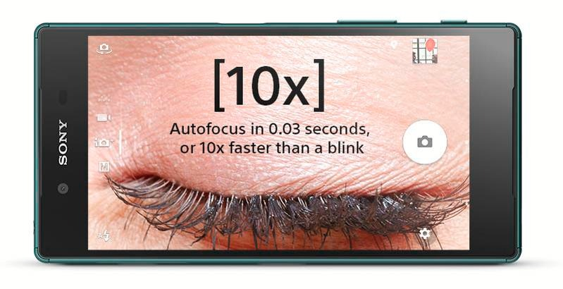 Lấy nét siêu nhanh, chỉ trong 0.03s
