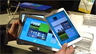 Tablet Samsung ngoại cỡ rò rỉ danh tính lẫn thiết kế