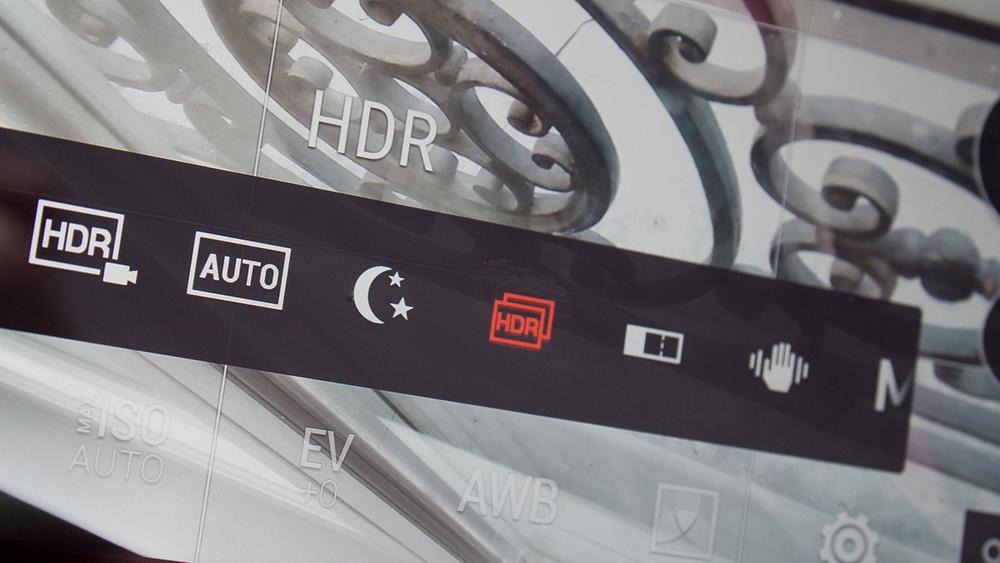 Chế độ HDR