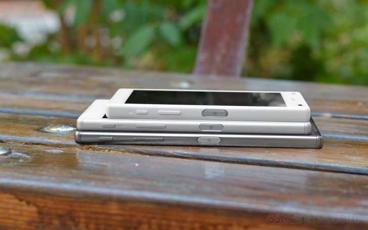 Sony Xperia Z5, Xperia Z5 Compact và Xperia Z5 Premium