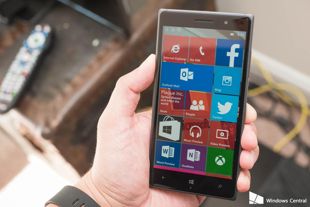 Microsoft sẽ ra mắt nhiều smartphone Windows 10 Mobile giá rẻ