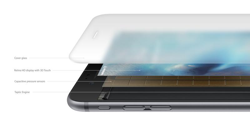 Công nghệ màn hình mới khiến iPhone 6s tăng cân mạnh