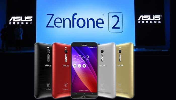 ZenFone 2 có thêm bản RAM 4GB giá rẻ