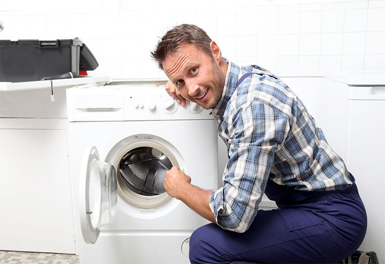 Kiểm tra kỹ lưỡng các bộ phận của máy giặt