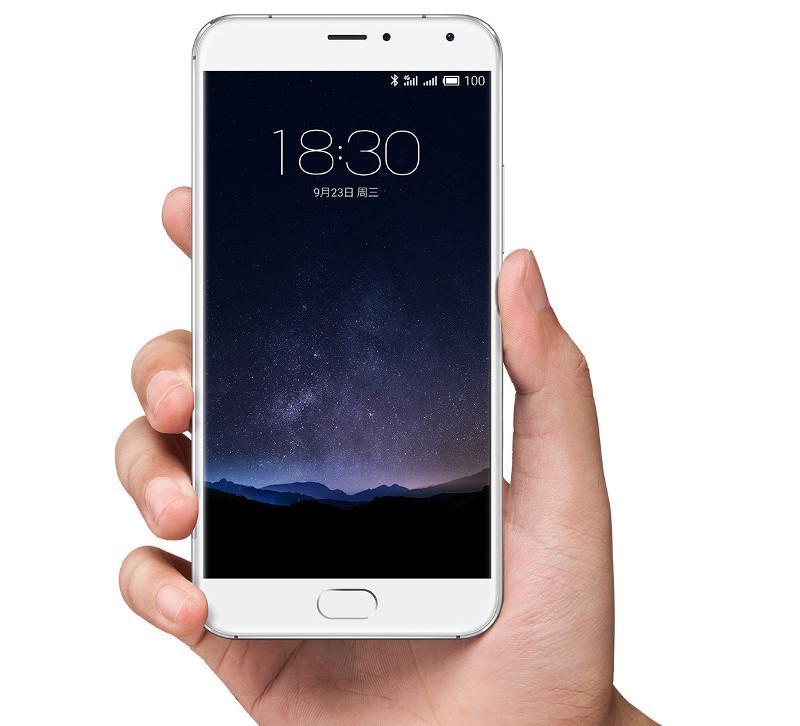 Thiết kế Meizu PRO 5 khá bắt mắt giống với iPhone 6s Plus