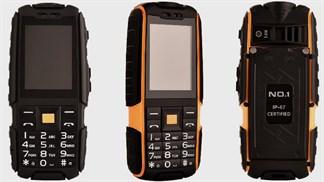 Điện thoại siêu bền, chống nước, pin 4.800mAh giá chỉ hơn 900 ngàn đồng