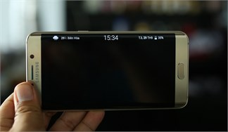Đánh giá Galaxy S6 Edge Plus: Đối thủ xứng tầm Apple iPhone 6s Plus