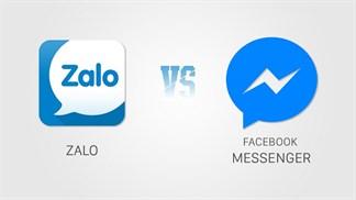 So sánh Zalo vs Messenger: Đâu là ứng dụng OTT miễn phí tốt nhất?