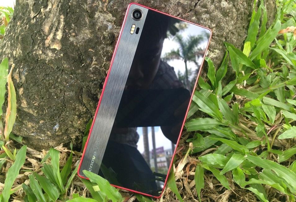 Lenovo Vibe Shot có camera chính 16MP