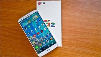 LG G2 đã có bản cập nhật Android 6.0?