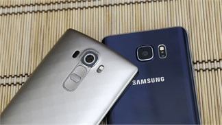 So găng Galaxy Note 5 vs LG G4: Chọn flagship LG hay Samsung?