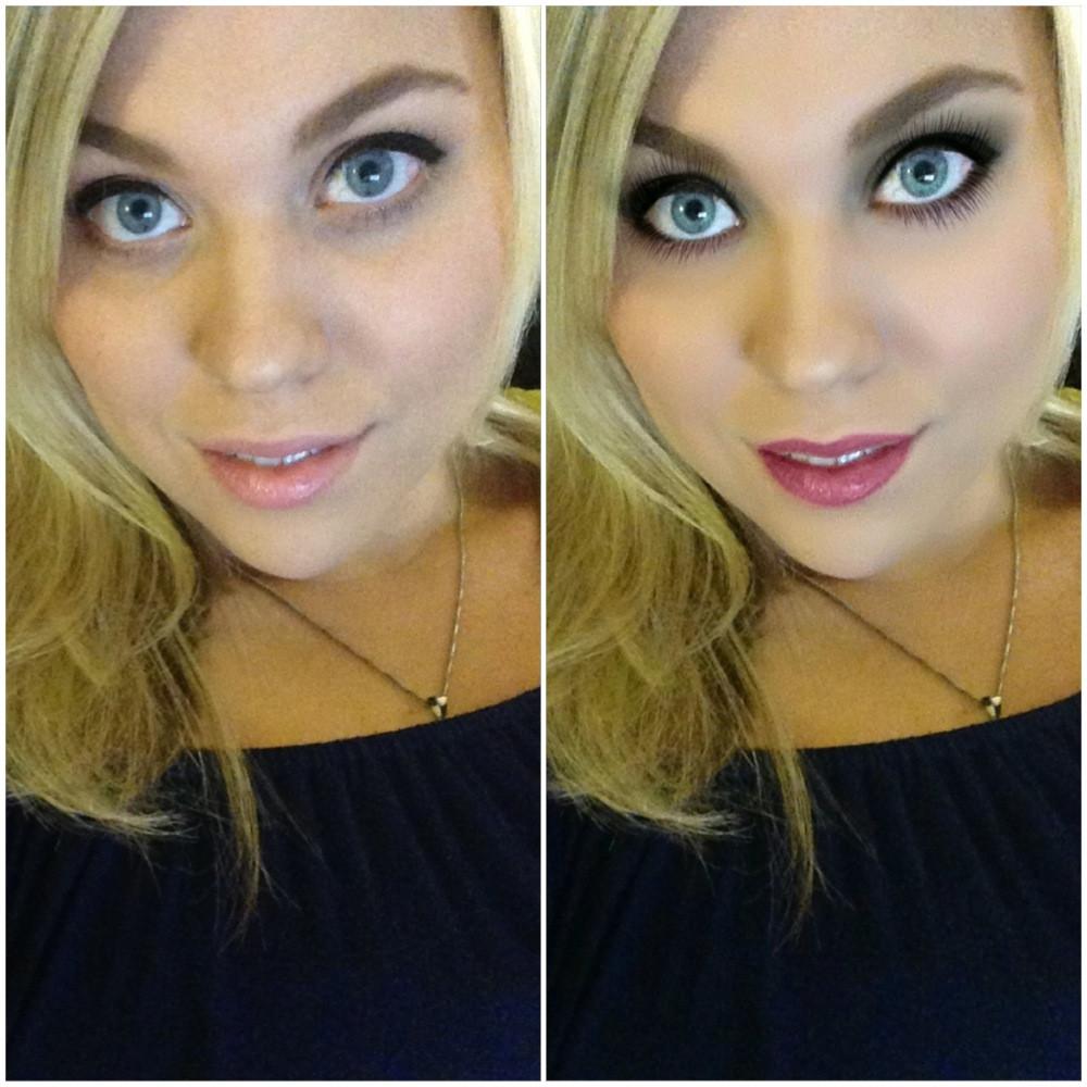 Trước và sau khi dùng Perfect 365