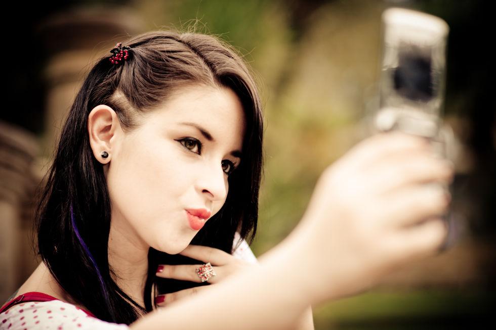 Góc chụp selfie