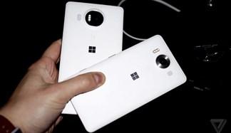 Trên tay bộ đôi Lumia 950, 950XL: Thiết kế bình thường, cấu hình và tính năng đột phá