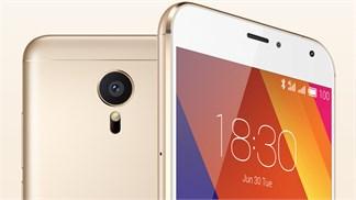 Smartphone cấu hình như Galaxy Note 5, camera 21MP giá tốt sẽ lên kệ tháng tới