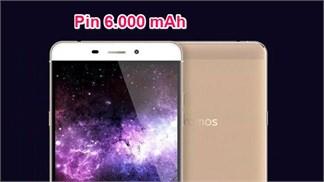 Smartphone pin 6.000mAh sẵn sàng ra mắt