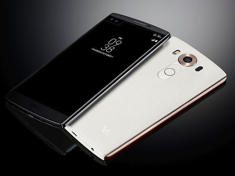 LG V10 hiện đạt doanh số thấp