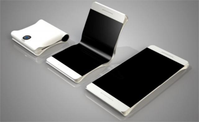 Smartphone uốn dẻo đang đến rất gần