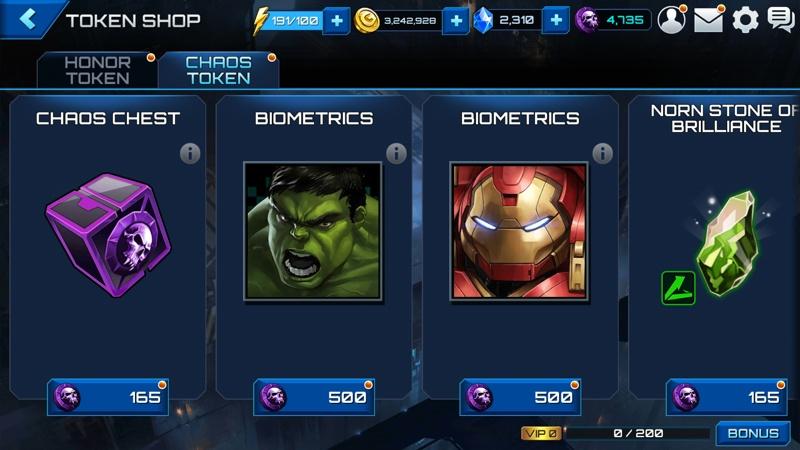 Marvel Future Fight Halloween 13
