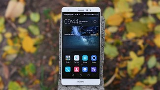 Trên tay nhanh Huawei Mate S: Thiết kế tuyệt đẹp, mặt lưng giống One M9