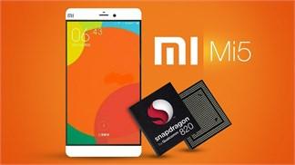 Xiaom Mi 5 sẽ là chiếc smartphone 'rất rất tốt'