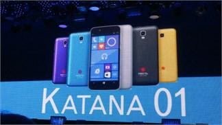 Smartphone chạy Windows 10 đầu tiên tại Nhật Bản có mức giá khá rẻ