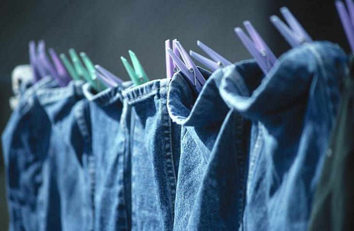 Quần áo khô nhanh hơn