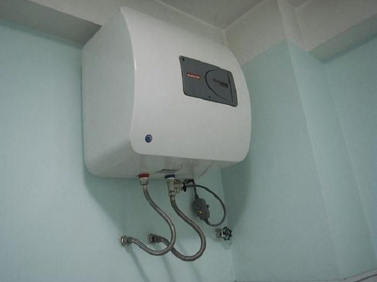 Kết quả hình ảnh cho Đặt máy nước nóng ở vị trí thích hợp