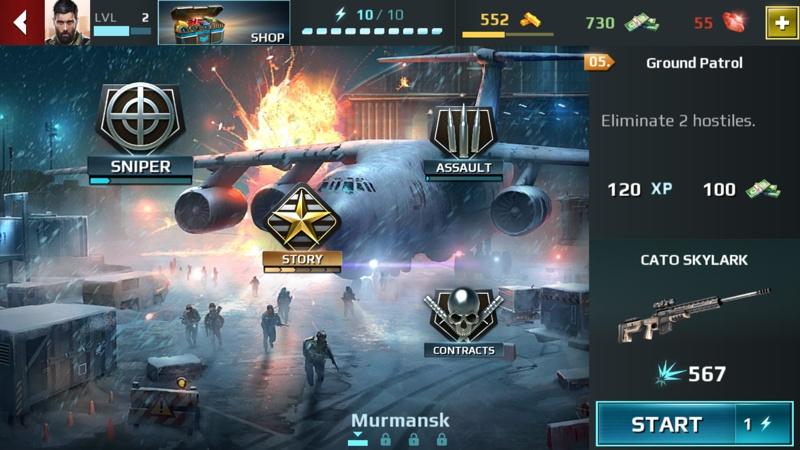 Sniper Fury 3