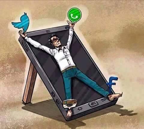 Bộ tranh biếm hoạ về công nghệ và cuộc sống của chúng ta ngày nay! - ảnh 3