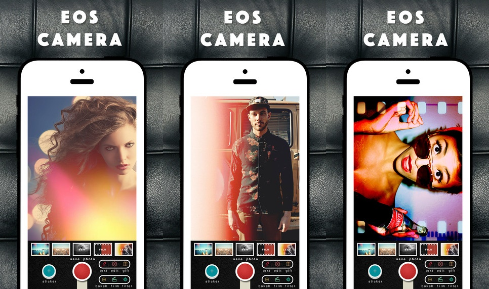 Trước khi được miễn phí, EOS Camera có giá 2,99 USD