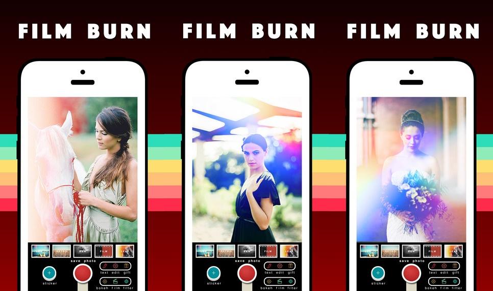 Trước khi được miễn phí, Film Burn có giá 3,99 USD