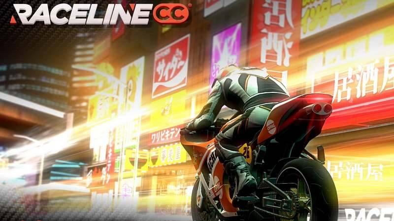 Race Line CC Menu